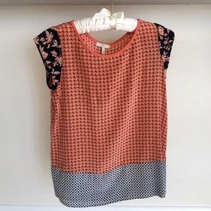 Beautiful Joie Silk top, in perfect condition!!